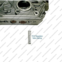 Комплект пружинок клапана контроля блокировки гидротрансформатора (5шт.)