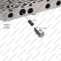 Клапан регулировки блокировки гидротрансформатора
