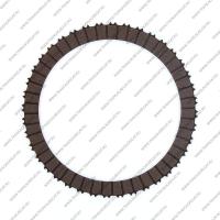 Фрикционный диск (127x2.0x40T) K2 (наружные зубья)