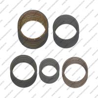 Комплект фрикционных дисков (тип 2, C2 толщиной 1.7mm)*