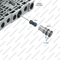Клапан бустерный (тип 1, кроме 3.0L, с 2 резиновыми кольцами)
